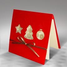 Kalėdinis atvirukas FS328cg