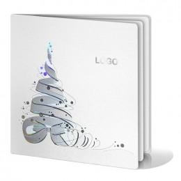 Kalėdinis atvirukas FS345tb