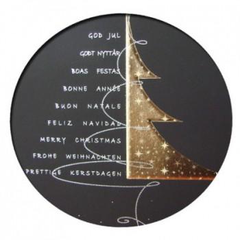 Kalėdinis atvirukas 011044B