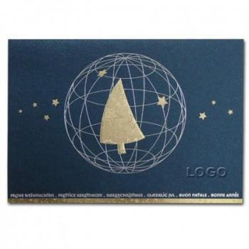 Kalėdinis atvirukas 011351L