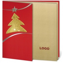Kalėdinis atvirukas 011374WR