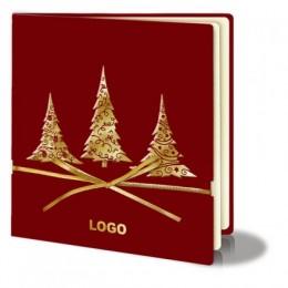 Kalėdinis atvirukas FS201bg