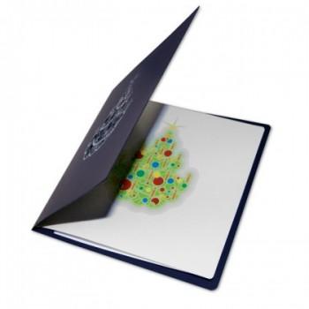 Kalėdinis atvirukas FS375gg