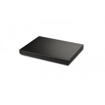 Black box for 3 elements (notebook + ball pen + USB)