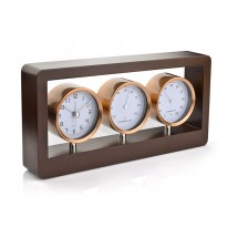 Weather station - alarm clock, thermometer and hygrometer