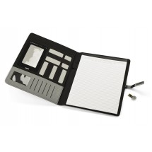 Portfolio with USB flash drive 8GB