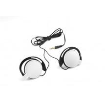 Headphones CLIP white