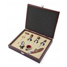 Wine set - 7 pcs