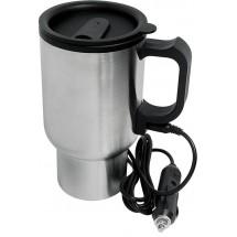 Mug with 12V car plug