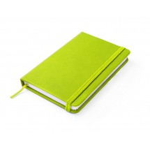 Notebook light green