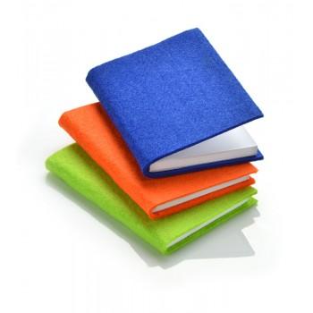 Felt notebook