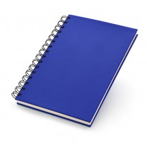 Notepad A5 blue