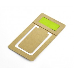 Memo bookmark green