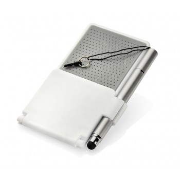 Mobile holder with touch pen