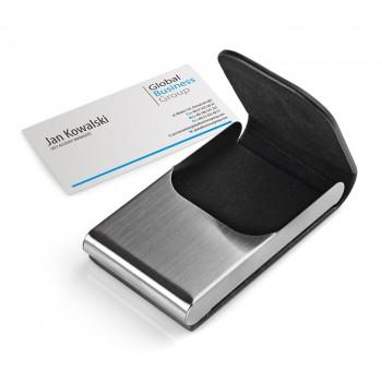 Business card holder LER white