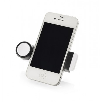 Car phone holder VENT white