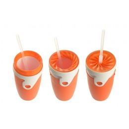 Cup LENS 350 ml orange