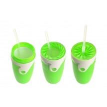 Cup LENS 350 ml light green