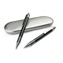 Writing set: ball pen and pencil