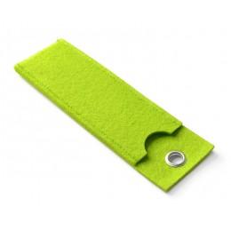 Ball pen case YOUNG light green