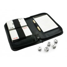 Playing cards set