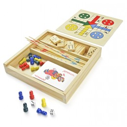 Game set 4 in 1