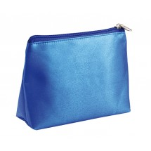 Cosmetic bag blue