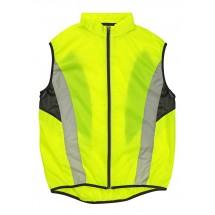 Reflective sport vest