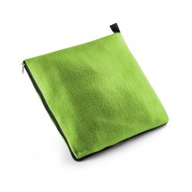 2 in 1 blanket light green