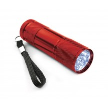 LED flashlight red