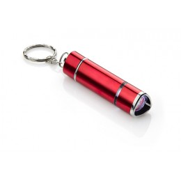 Key chain flash light
