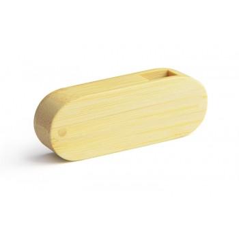 Bamboo USB flash drive 8 GB
