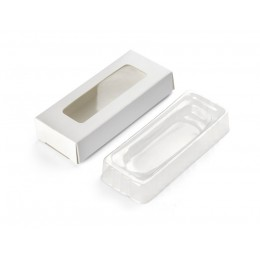 Box for USB flash drives with big tray