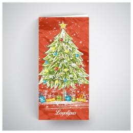Kalėdinis atvirukas SV001