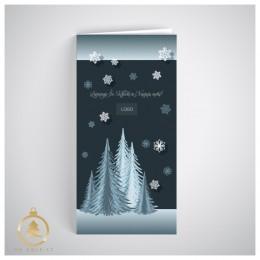 Kalėdinis atvirukas  UV01