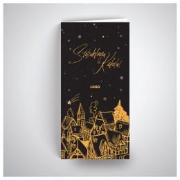 Kalėdinis atvirukas GV18