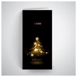 Kalėdinis atvirukas SV010