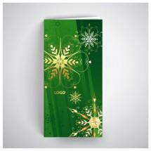 Kalėdinis atvirukas SV013